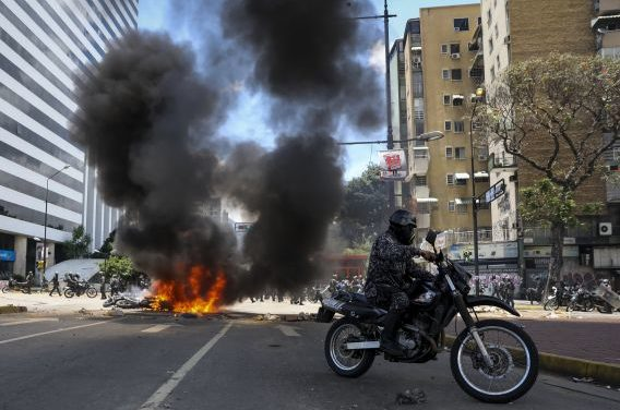Live from the Lair: Venezuela: Could It Happen Here?