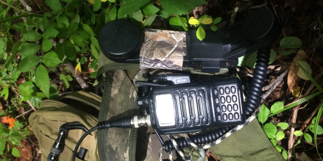 No Encryption, No Problem: Analog Radio Operations For Guerrilla Units