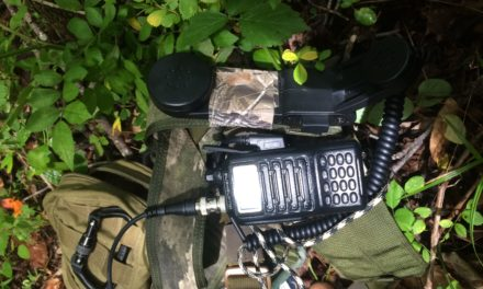 No Encryption, No Problem: Analog Radio Operations For Guerrilla Units