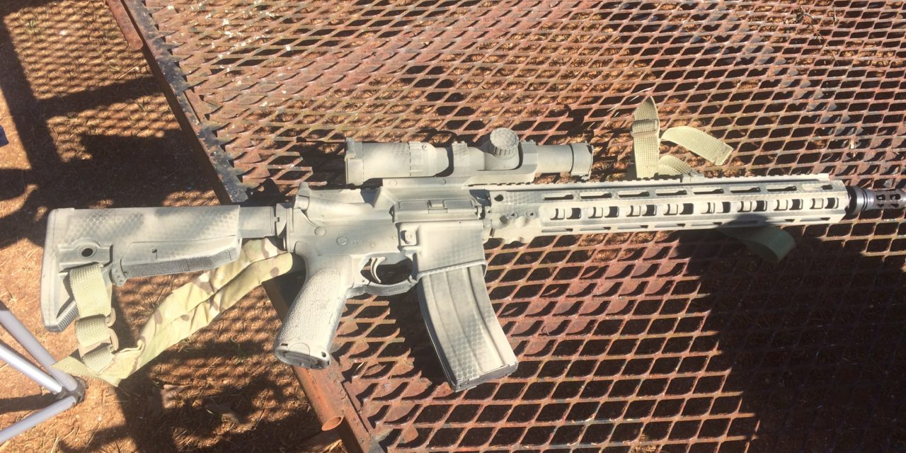 The Danger Close Precision Rifle or the DMR revisited