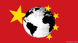 China's Communist Party warns the West of 'bloodshed'
