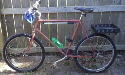 Bracken: The Patrol Bike