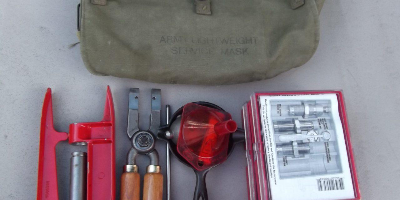 The Field Portable Reloading Kit
