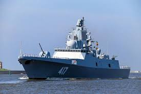 Russia sends Guided Missile Frigate Task Force to Cuba