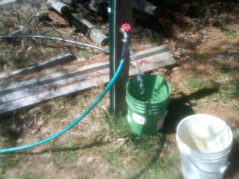 Bringing Water to the Cabin – Part I