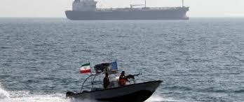 Iran Seizes British Oil Tanker