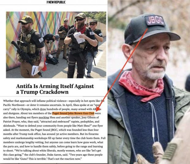 An Examination of the New Violent Left in America, by The Tactical Hermit