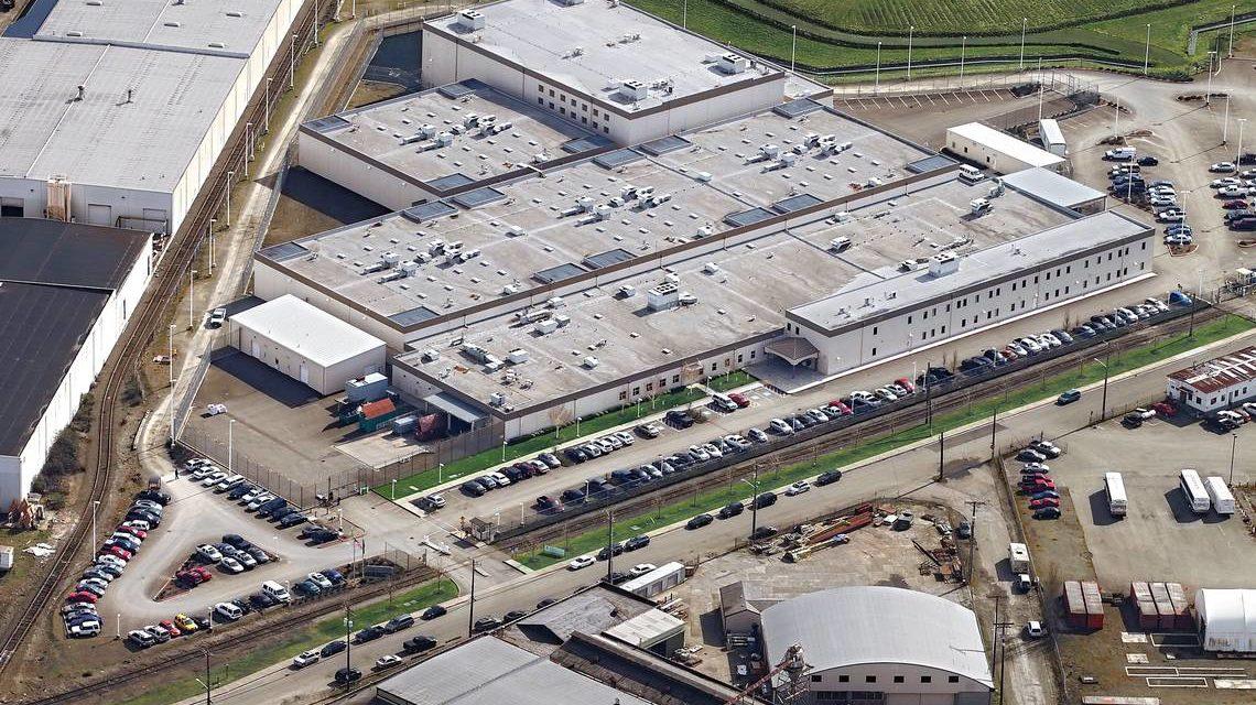 Tacoma Police Kill Suspect Attacking ICE Detention Center