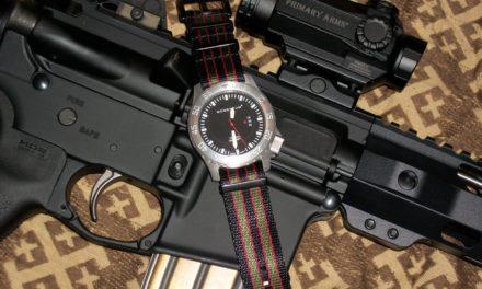 Gear Corner: Momentum Torpedo Dive Watch