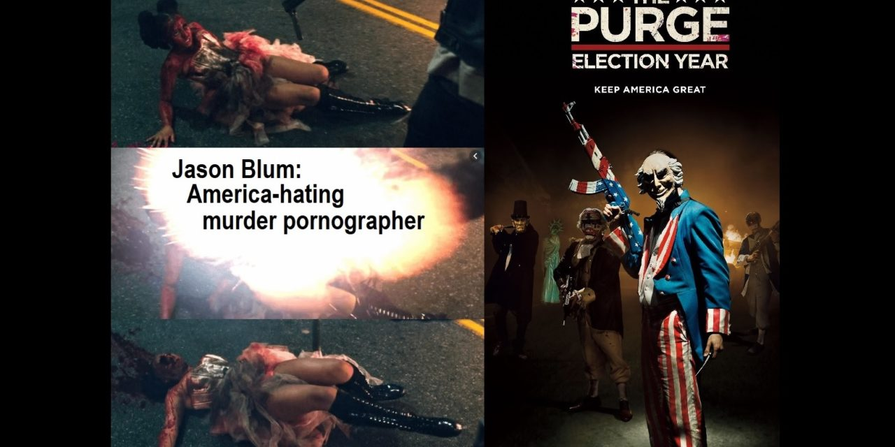 The Left's America-Hating Murder Pornographer