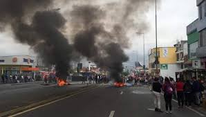 Chaos in Ecuador from an Expat On the Ground