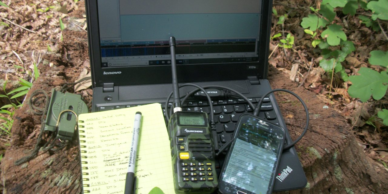 Practical Notes on FLDigi over Handheld Radios