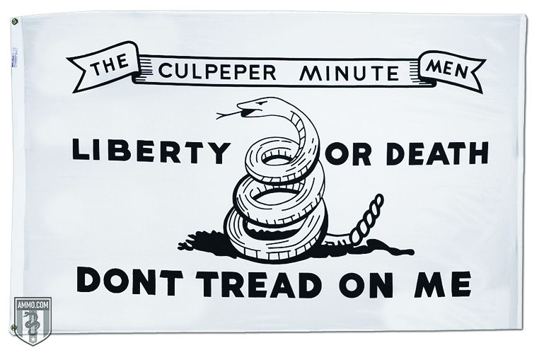 The Culpeper Minutemen Flag: The History of the Banner Flown by a Militia of Patriots