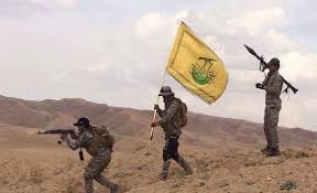 FLASH: Hezbollah militia commander awaiting orders to 'destroy' US bases in Iraq