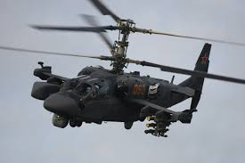 OPFOR Close Air Support: KA-52 Alligator