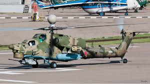 OPFOR Close Air Support: MI-28UB