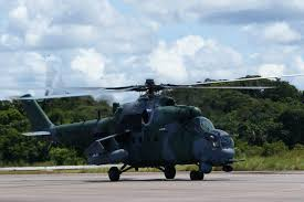 OPFOR Close Air Support: MI-35M