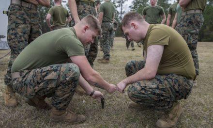 Marine Corps Cross-Training In Amateur Radio
