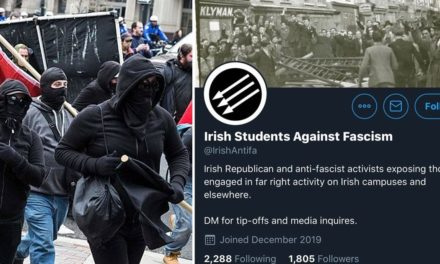 Introducing: The Irish Antifa Project