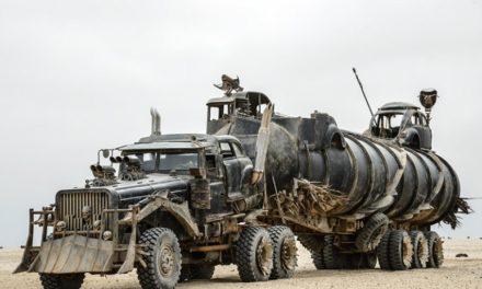 Constructing a War Rig, by TX2Guns
