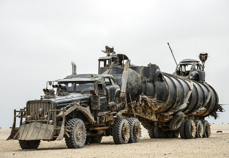 Constructing a War Rig, by TX2Guns