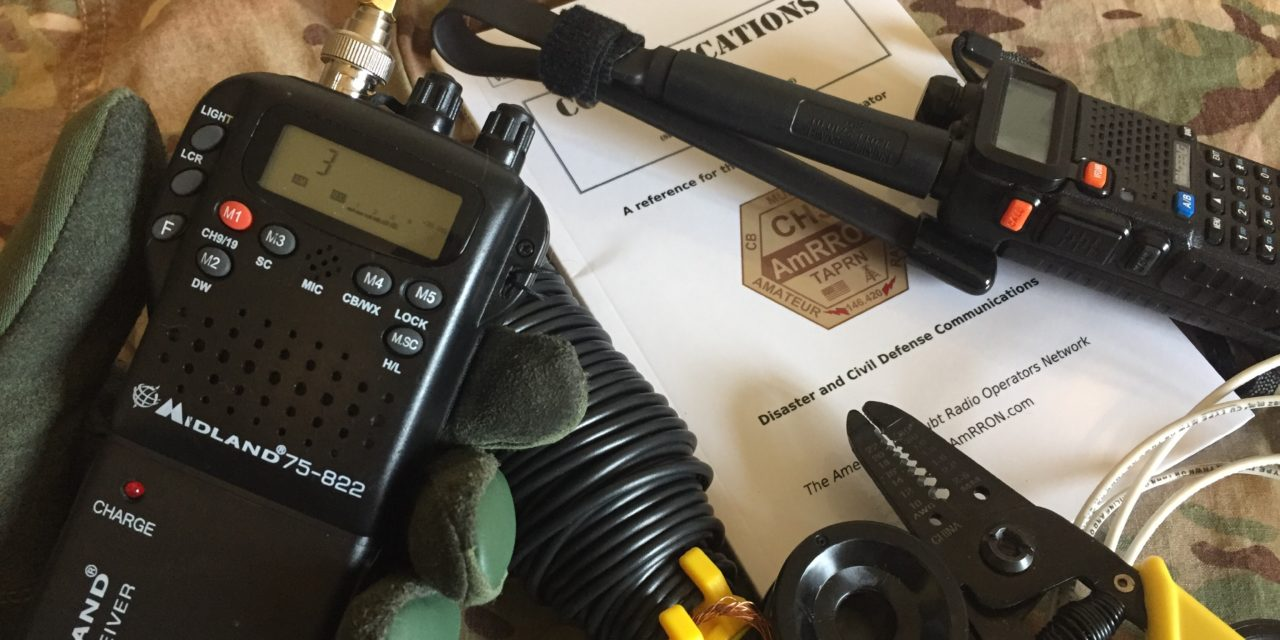 """Radio Training Notes From The Scout Course, by """"Mike"""""""