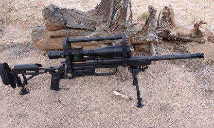 Dave Lauck Sends: The MR-30