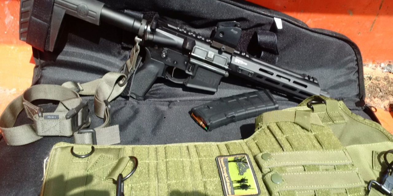 Brushbeater, Combat Carbine Night & Day Class AAR