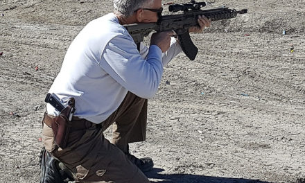 Dave Lauck Sends: D&L Custom SLR/Carbine