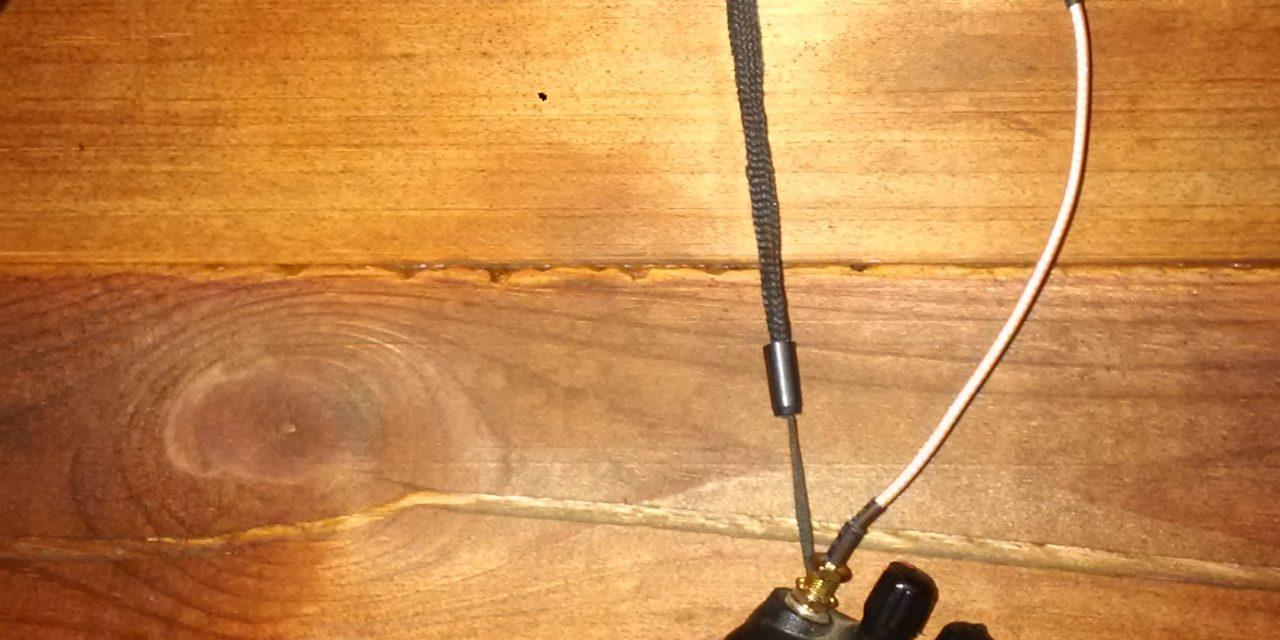 Three Simple Home Brew 2-Meter Antennas