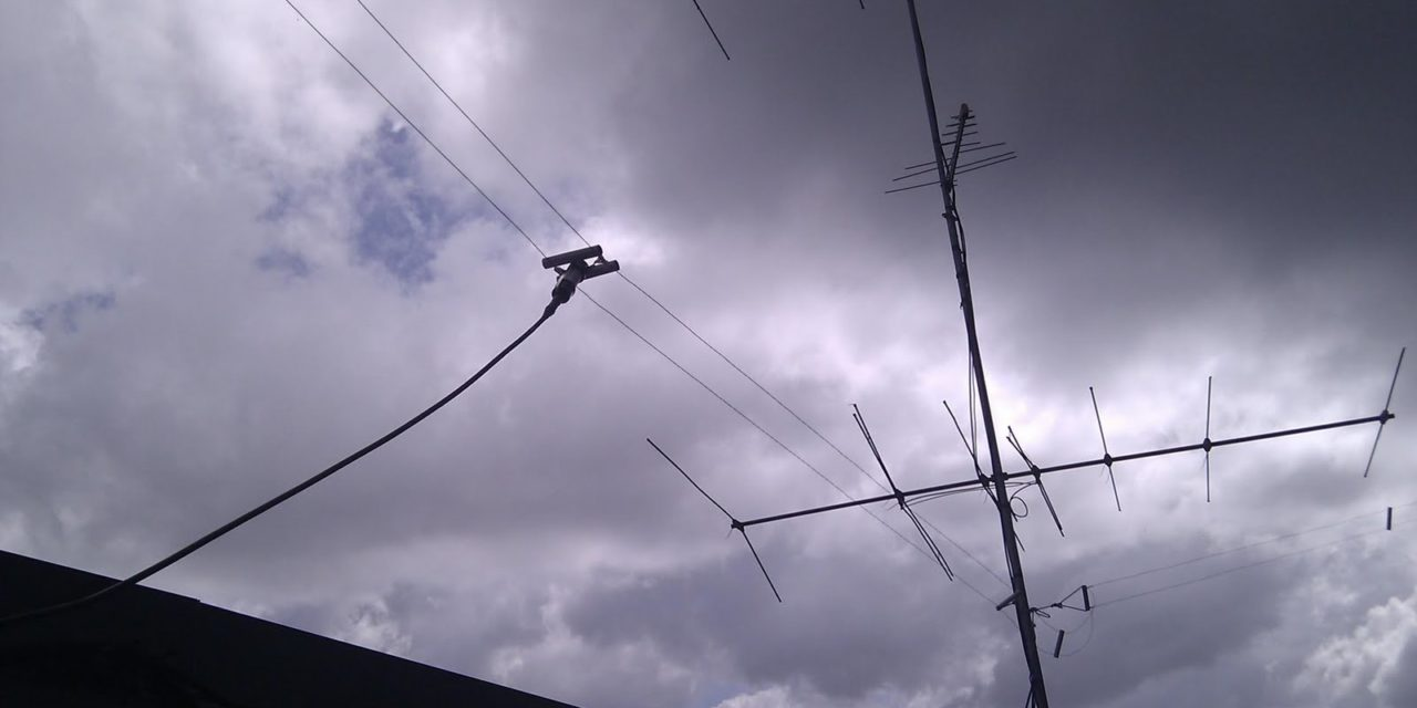 The Lazy H Antenna By Green Mountain Shooter