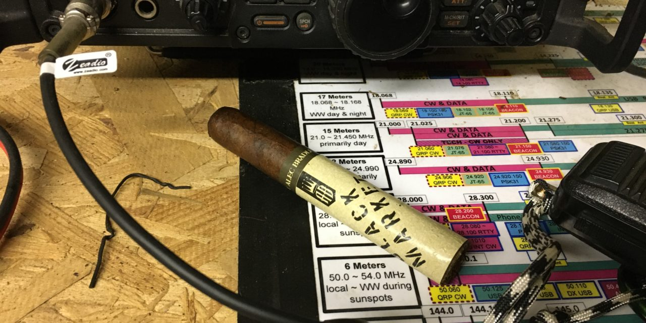 Friday Cigar Review: Alec Bradley Black Market