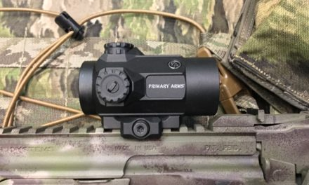 Primary Arms MD-25 Red Dot sight