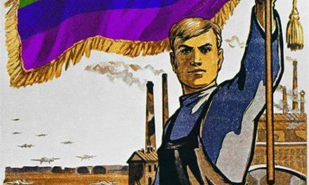 Old Hand Sends: The American Soviet Mentality Collective demonization invades our culture