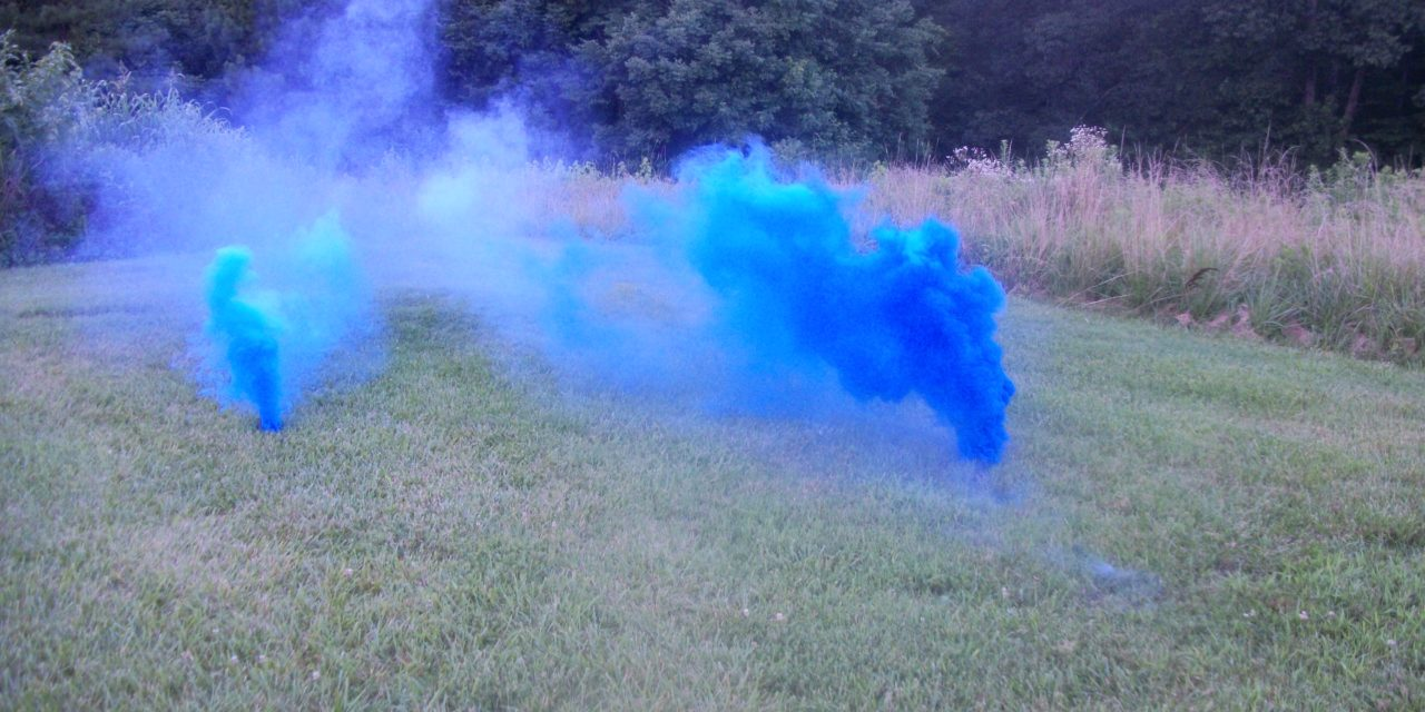 EG18X and EG25 Smoke Grenade Review