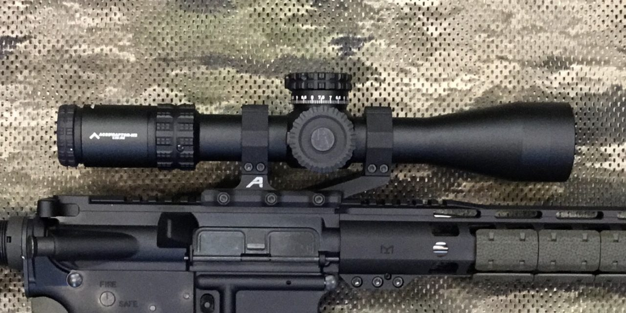 Primary Arms GLX 2.5x-10x ACSS scope overview.