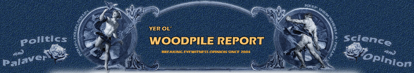 RIP: Ol' Remus and the Woodpile Report