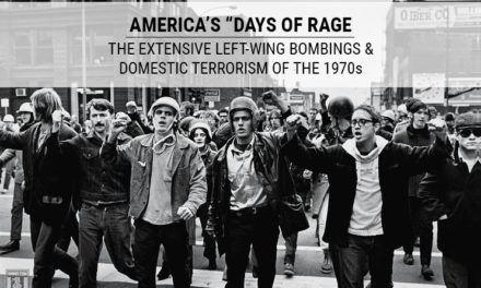 """America's """"Days of Rage"""": The Extensive Left-Wing Bombings & Domestic Terrorism of the 1970s, by Sam Jacobs"""
