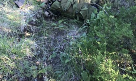 Badlands Fieldcraft: Scenes from a recent day hike