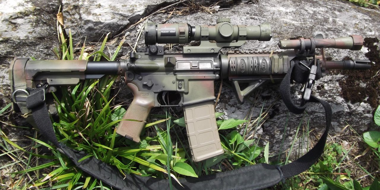 Performance Of The IMI Systems 5.56mm 77gr. OTM Out Of An 11.5″ Barrel