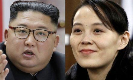 Kim Jong Un in a coma.