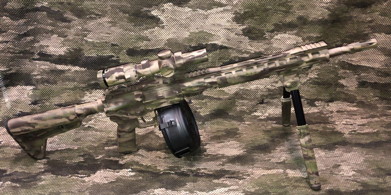 PSA KS-47….. an AR-RPK?