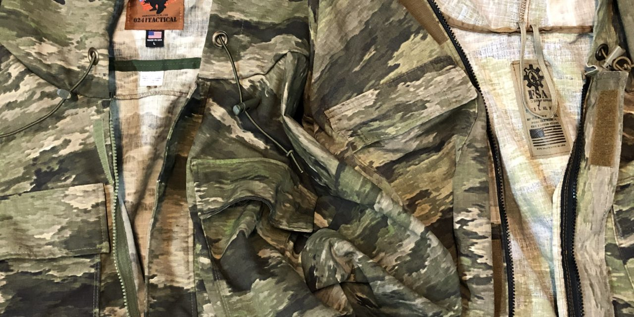 0241 Tactical Smock-lite current gen features
