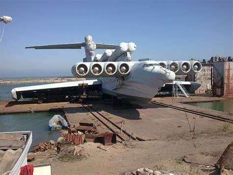 TX2Guns: Inside The Soviet Ekranoplan