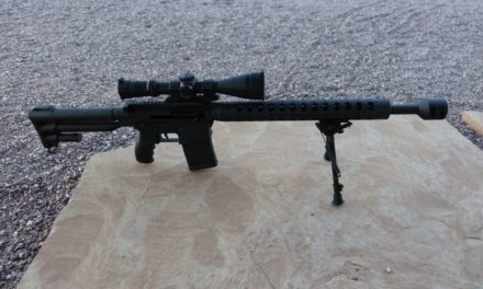 Dave Lauck Sends: D&L semi auto precision rifle / AR-30