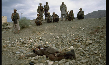 Handling the Wounded in a Counter-Guerrilla War