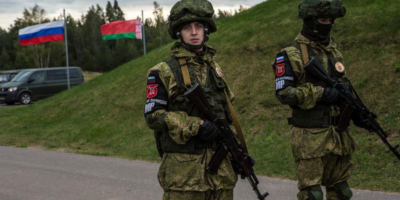 Belarus' Military Ordered To Full Alert Over Disputed Presidency