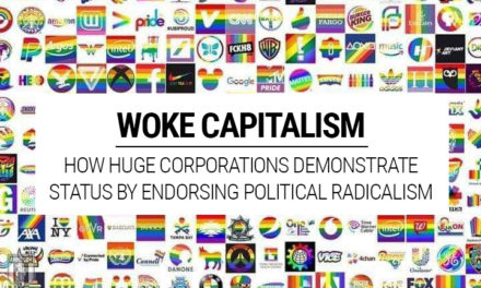 Ammo.com: Woke Capitalism: How Huge Corporations Demonstrate Status by Endorsing Political Radicalism