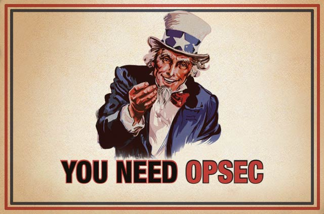 """""""Digital Exhaust Opt Out Guide"""" for Operational Security (OPSEC)"""