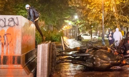 Day of Rage: 'Mostly peaceful' Protestors Riot on Columbus Day